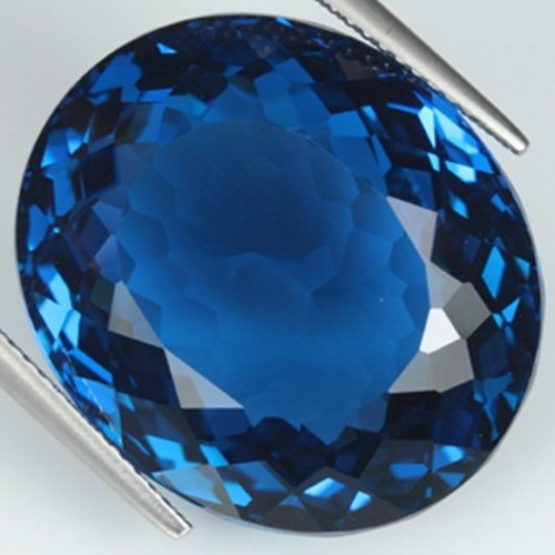 london blue topaz natural 22x16 mm oval cut aaa ebay. Black Bedroom Furniture Sets. Home Design Ideas